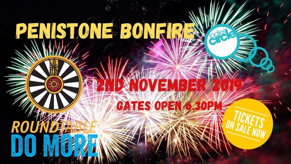 Penistone Bonfire / Fireworks @ Penistone Show Ground | Penistone | United Kingdom